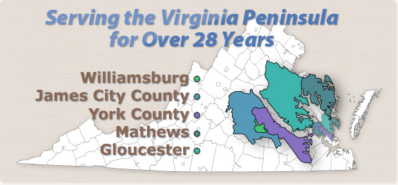 Virginia Bankruptcy Attorney Counties